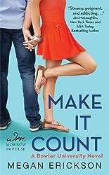 Make It Count: A Bowler University Novel