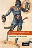 img - for British Identities and English Renaissance Literature book / textbook / text book