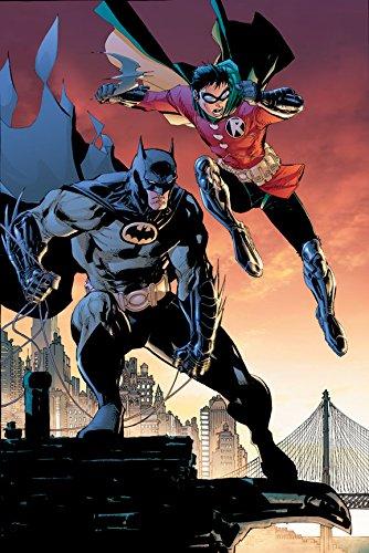 Jim Batman Art Lee (Batman and Robin: