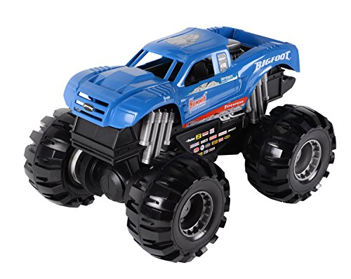 Toy State Road Rippers Light and Sound Big Foot Outdoor Monster Truck Vehicle (Monster Sound Truck)