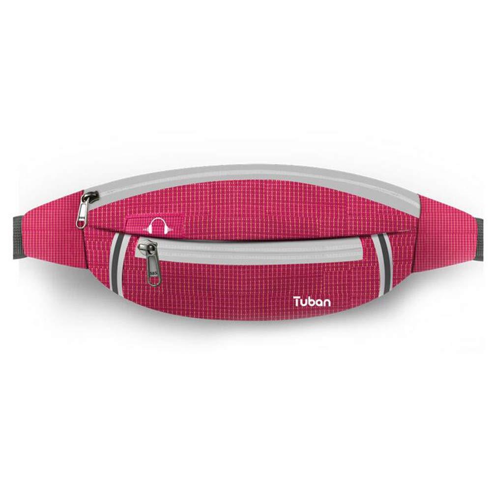 LAIABOR Running Belts Waist Packs Waterproof Waist Bag for Men and Women Running Hiking Cycling Climbing