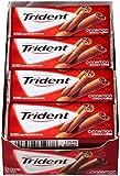 Trident Sugar Free Gum, Cinnamon, 18 Count (Pack of 12)
