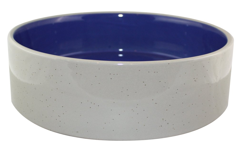 Amazon.com : Ethical 9-1/2-Inch Stoneware Crock Dog Dish : Pet Bowls ...