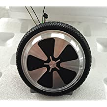 6.5 Inch Self Balancing Scooter Motor Wheel With Tire Electric Self Balance 2 Wheels Unicycle Hover Board Motor Replacement