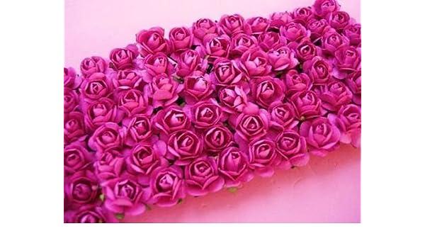 Amazon Com Www Embellishmentworld Com 144 Mulberry Paper Rose