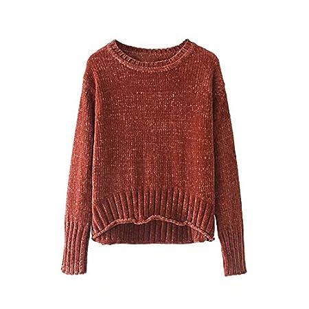 b68bc668ee0a66 Pullover Damen T-Shirts Kurz Kurz Vordere Lange Europäische Damen ...