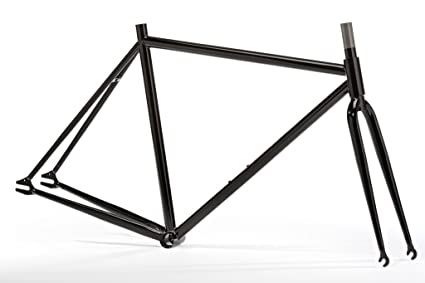 Amazon.com : Pure Fix Original Fixed Gear Bike Frame Set : Fixed ...
