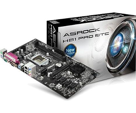 ASRock H81 Pro BTC - Placa Base (ATX, Socket 1150, DDR3, D-Sub ...