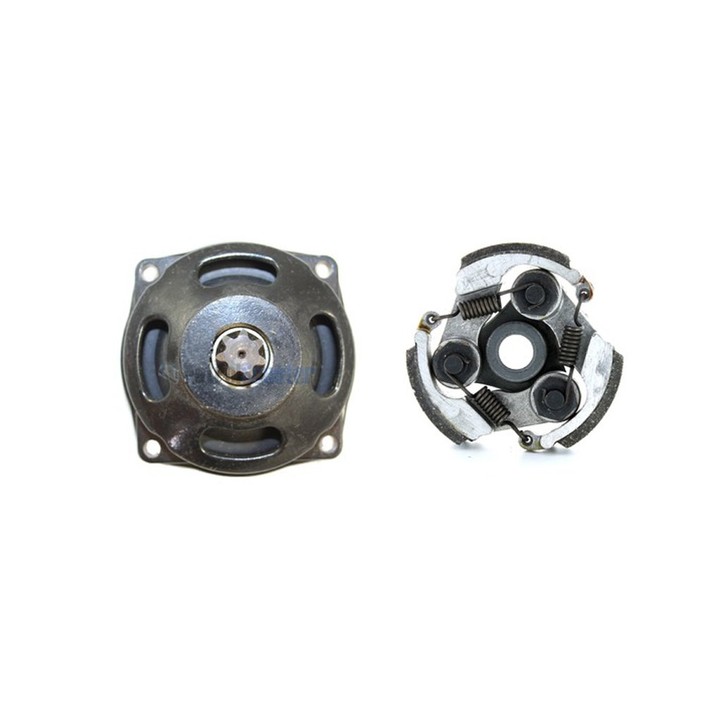 Mini Moto Quad Race Bike CLUTCHBELL Clutch Cover 7T 7 Tooth 6mm Minimoto 49cc