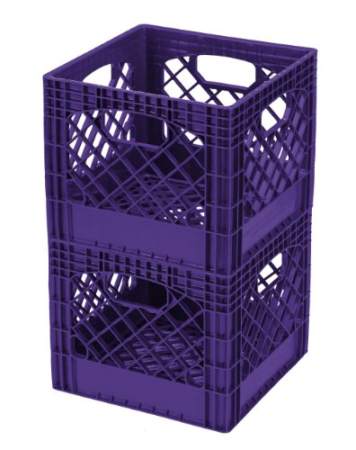 Buddeez MC01016P268C Crates 16 Quart Purple product image