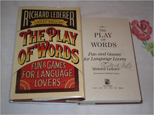Book The Play of Words