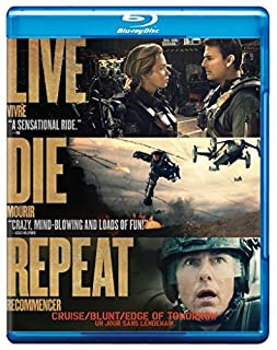 Live Die Repeat: Edge of Tomorrow [Blu-ray] (B00KTIFQ8O) | Amazon Products