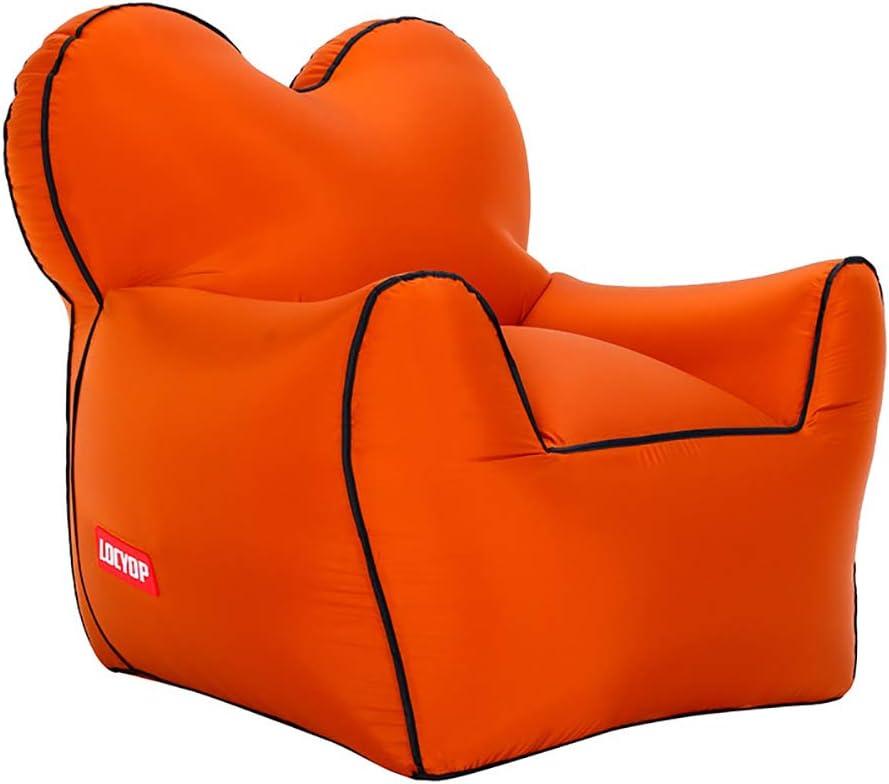 la Piscine ZXDBK Sofa Gonflable,Tissu en Nylon pour laviation Air Sofa Portable Etanche Sofa Imperm/éable Peut Supporter Un Poids de 200kg Id/éal pour Le Camping la Randonn/ée