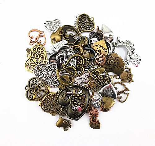 yueton Assorted Antique Pendant Accessory