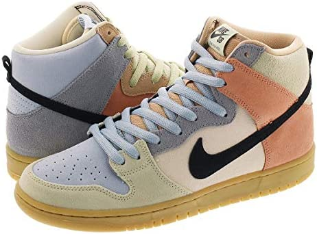 SB DUNK HIGH PRO PARTICLE GREY/BLACK 【EASTER SPECTRUM】 [並行輸入品]