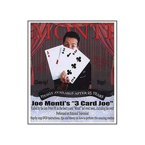 3 Card Joe X-Large Cards