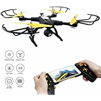UAV JJRC H39 RC Drone WiFi 720P HD Camera LED Altitude Hold Headless Mode 3D Flip 2.4GHz 4CH 6Axis Gyro APP Control Quadcopter