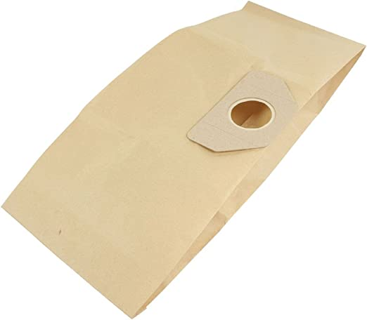 10 x Bolsas de aspiradora de 2 capas bolsas de filtro de papel ...