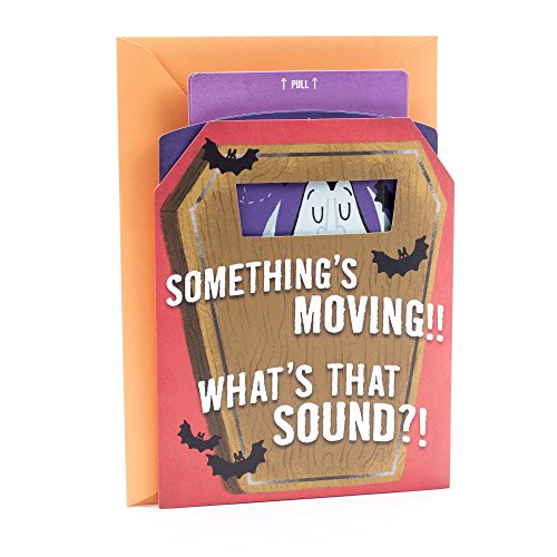 Hallmark Halloween Card with Sound for Kids (Monster