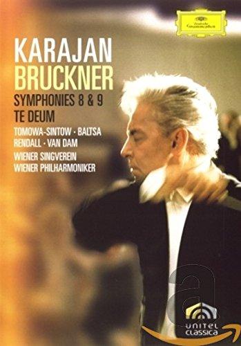 Bruckner: Symphonies Nos. 8 & 9; Te Deum [DVD Video] by Deutsche Grammophon