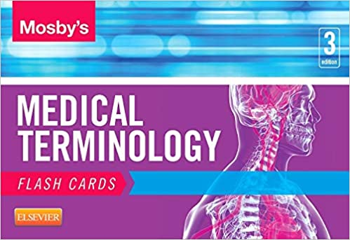 graphic regarding Printable Medical Terminology Flash Cards titled Mosbys Clinical Terminology Flash Playing cards: Mosby
