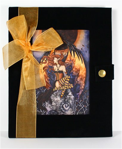 Faerie Glen Collectible - Munro Another Eclipse Dreamkeeper Journal, 8-Inch by 10-Inch