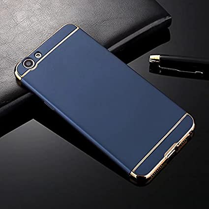 best service fee24 d35df Trifty 360 Degree 3 in 1 Protective Case Cover for Oppo A83 - Blue