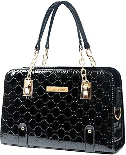 GPCT Satchel Handbags Leather Handles product image