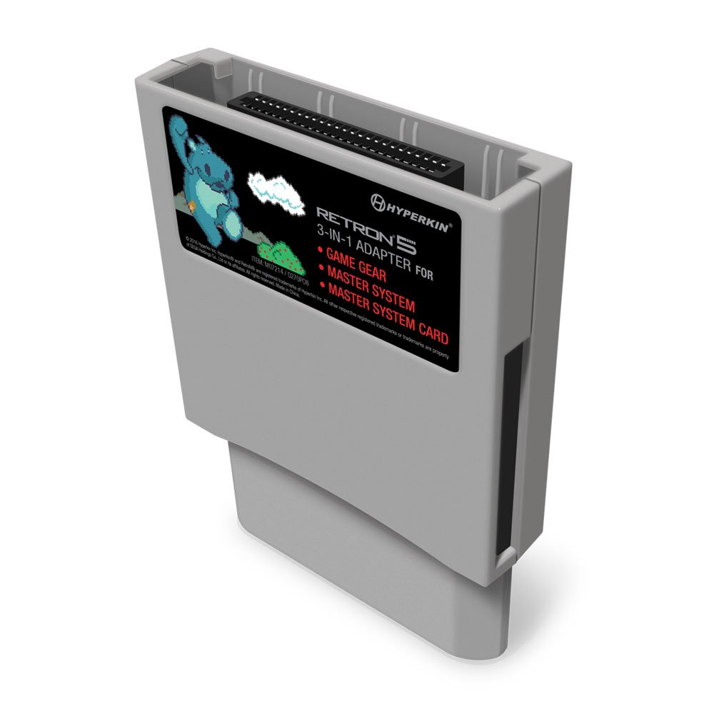 Hyperkin RetroN 5 3-in-1 Adapter for Game Gear, Master System, and Master System Card by Hyperkin (Image #3)