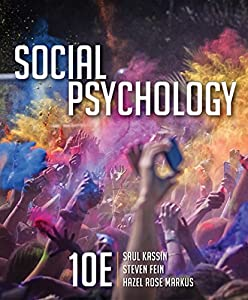Social Psychology (MindTap for Psychology)