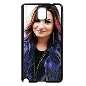 Demi Lovato Samsung Galaxy Note 3 Cell Phone Case Black TPU Phone Case SV_283410