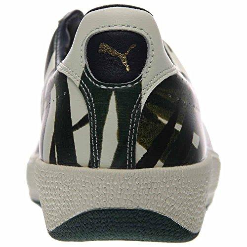 Puma Ster X Hoh W Palm Heren Wit / Groen