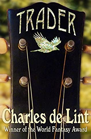 book cover of Trader