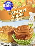 Pillsbury Moist Supreme Caramel Apple Premium Cake Mix (2 boxes, 15.25 Oz.