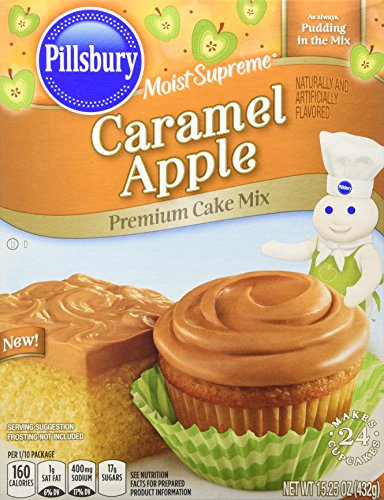 Where To Buy Pillsbury Caramel Apple Cake Mix