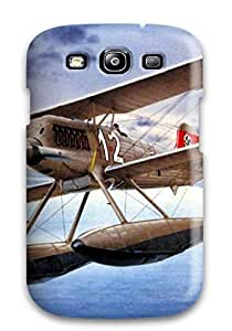 Premium UDWSmHF7611xQNaB Case With Scratch-resistant/ Aircraft Case Cover For Galaxy S3