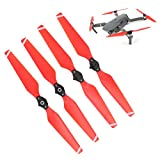 Drone Fans Mavic pro Folding 8330F Propellers Colorful Quick Release Blades for DJI MAVIC PRO Red