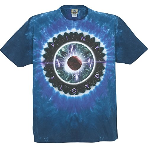 (Pink Floyd Pulse Concentric T-Shirt Blue)