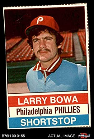 Amazoncom 1976 Hostess 145 Larry Bowa Philadelphia