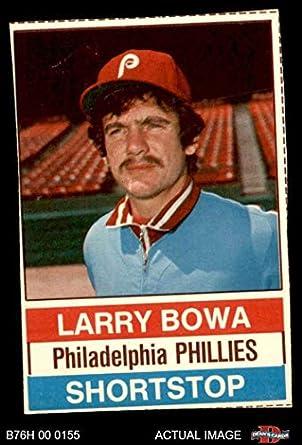 Amazoncom 1976 Hostess 145 Larry Bowa Philadelphia