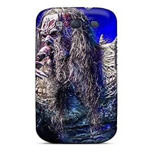 Perfect Cell-phone Hard Cover For Samsung Galaxy S3 (PpE7263DNyz) Support Personal Customs HD Lordi Band Skin