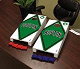 Victory Tailgate Boston Celtics NBA Basketball Desktop Cornhole Game Set Diamond Version