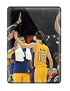 los angeles lakers nba basketball (25) NBA Sports & Colleges colorful iPad Air cases