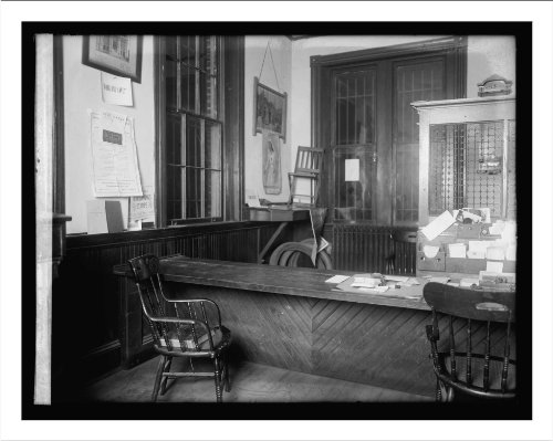 Historic Print  L   Sandy Springs Bank Robbery