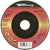 Forney Grinding Wheel 4-1/2 ''X1/4 ''X7/8 ''