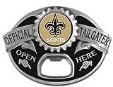 NFL Tailgater Buckle - New Orleans Saints NFL Tailgater Buckle - New Orleans Saints
