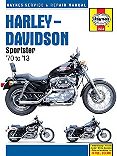 harley davidson xl883 xl1200 sportster 2004 2013 clymer manuals rh amazon com 2004 harley sportster owners manual 2007 Sportster