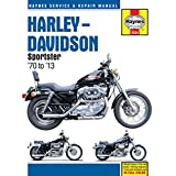 Harley Davidson Sportster Motorcycle Repair Manual