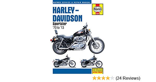 harley davidson sportster 70 to 13 haynes service repair manual rh amazon com Haynes Repair Manuals Online Haynes Repair Manual Spark Plugs