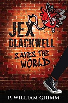 Jex Blackwell Saves the World